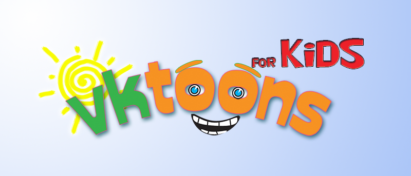 vktoons for kids
